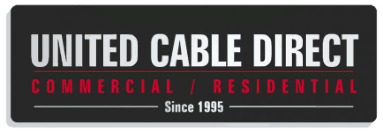 United Cable Direct Wichita KS Horizontal Logo