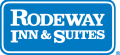 rodeway inn and suites logo for hospitality tv solutions